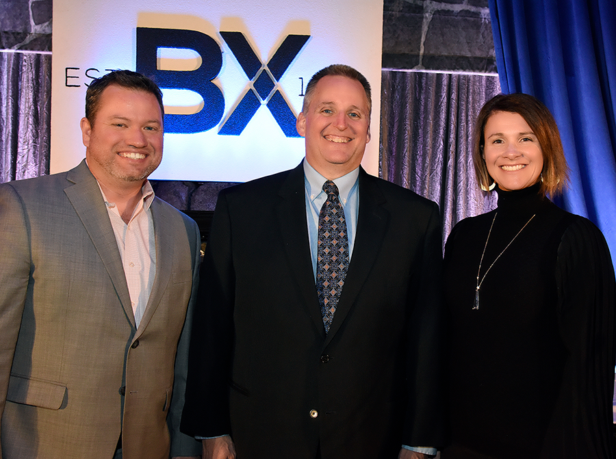 New BX Board members for 2020